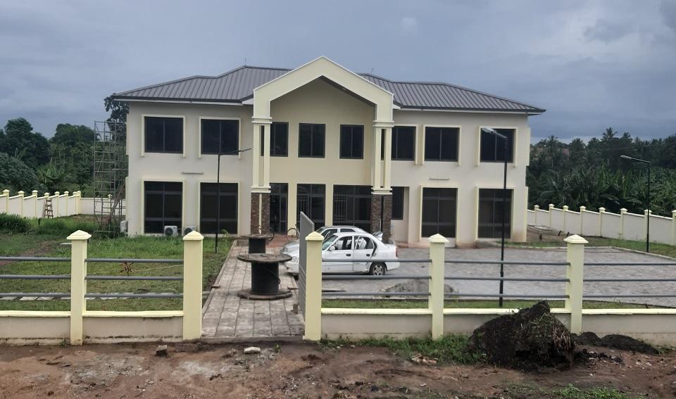 Construction of 1No. Resource Centre at Bebianeha