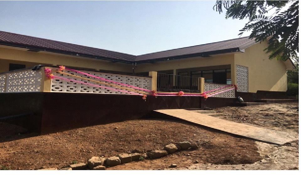 Construction of 1No. 2-unit KG with Ancillary Facilities at Kwaman Presby