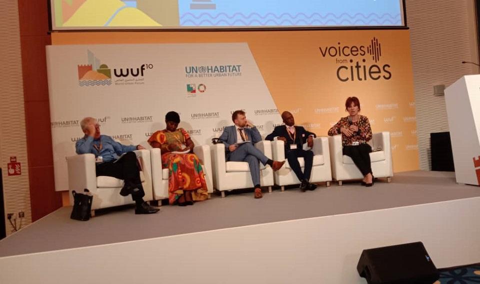 World urban forum in Dubai